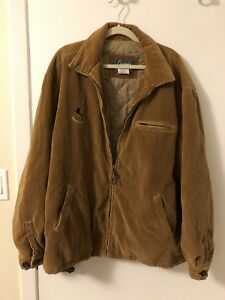 Roots men's corduroy jacket XL