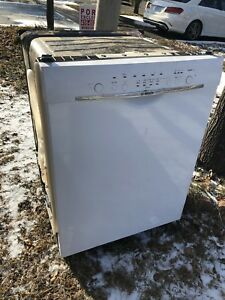 Free dishwasher Bosch Ascenta