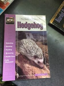 Hedgehog book