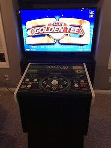 Golden Tee 2019 Home Edition Pedestal Arcade