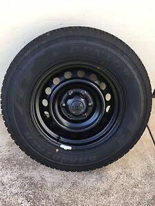 Toyota Hilux rims and tyres Alexandra Hills Redland Area Preview