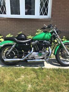 91 Harley sportster