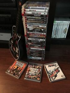 Huge stack of PS3 games 36 in total.