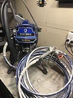 Paint sprayer Graco 490 Smart control