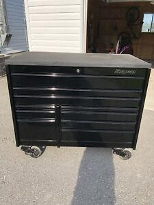Snap On Black Out Tool Box