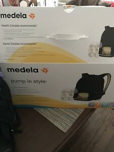 Medela Pump in Style Double Breast Pump (like new!)