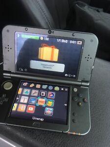 Nintendo 3D w/10games