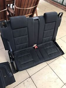 Ford territory 3rd row rear seats-with floor and belts Roleystone Armadale Area Preview