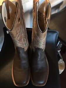 Unisex Genuine Leather cowboy/girl boots brand new