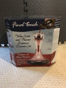 Wine Decanter (New) (only 5$)