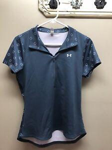 Under Armour ladies golf shirt