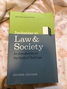 Law & Society 2nd edition