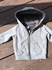 Cater fleece lined hoodie