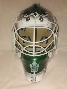 Frederick Anderson Toronto Maple Leafs St Pats Mask