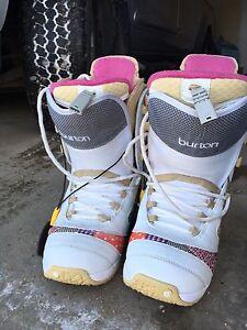 Burton Sapphire women's size 8 boots