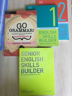 2017 English Senior Secondary Texts