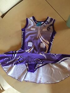 Bateau bay Dolphins netball uniform girls size 10 Berkeley Vale Wyong Area Preview