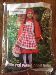 Child's Little Red Riding Hood Costume for Sale