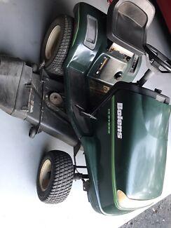 Bolens ride on mower 18hp Runs rough 42inch cut