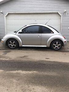 LOW KM VW Beetle DIESEL 1.9L.