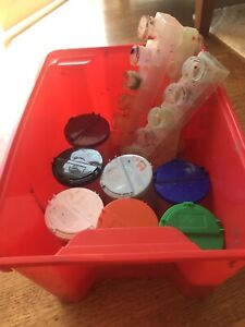 FREE Kids Paint pots