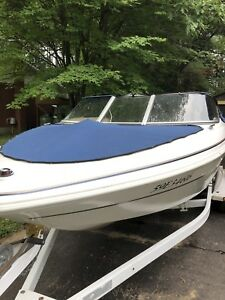 Glastron SX 170 with 90HP Mercury and Trailer