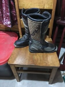FLY Motocross Racing Boots