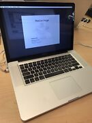 Apple MacBook Pro - Early 2011 15inch Baulkham Hills The Hills District Preview