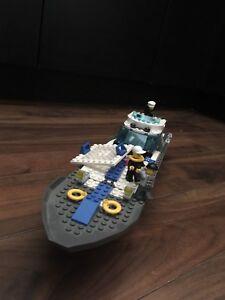 LEGO Police Boat!
