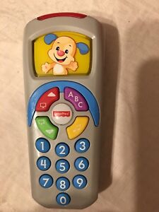 Fisher-Price Laugh And Learn Puppy's Remote Playset - English Ed