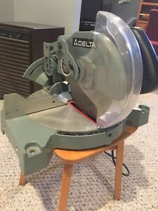 Miter saw - barely used!