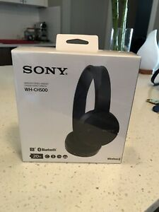New/sealed wireless Sony headphones