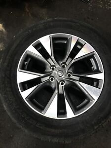 Nissan Murano rims new with 3 tires