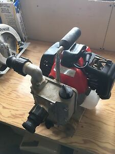 "1"" 2 stroke chemical pump NEW!"