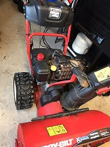 9 hp Troy bilt with 28 inch cut for sale