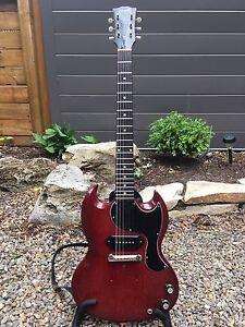 Gibson sg junior 1964