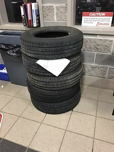 5 all season tires 225/75/16