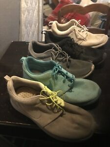 Selling my Roshe one collection! Cheap! Size 13