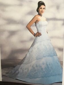 Wedding dress never worn size 20 (xl)