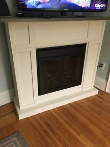 Electric Fireplace $100