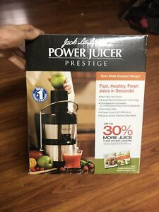 Jack Lalanna power juicer