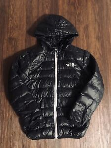 Boys northface downfilled perrito coat size 6/7