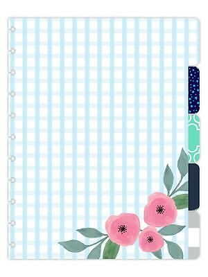Tul Paper Tab Dividers Letter Size Assorted Fashion Pack Of 5 Dividers