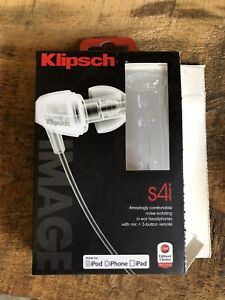 Klipsch ear buds brand new