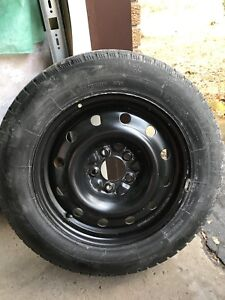 Mazda6 winter tires with rims