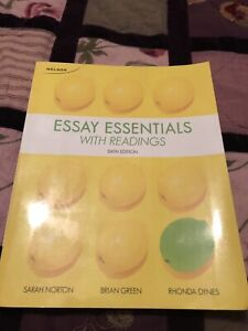 Textbook Essay Essentials