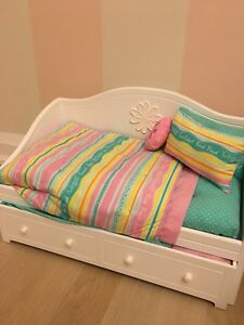 American Girl Day/Trundle Bed