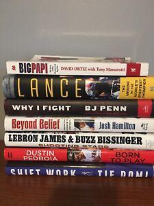 Books - Biographies