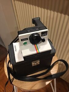 Vintage Polaroid PX-70 & Rare Polaroid Case Camden Camden Area Preview