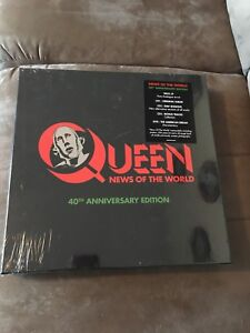 QUEEN - News of the World Box Set (unopened)